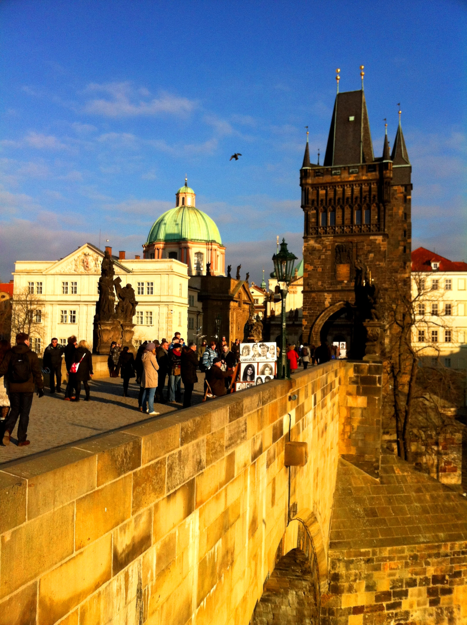 The unbearable beautifulness of prague the blonde gypsy for Special places to stay prague